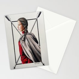 """Katniss Everdeen Mockingjay Part 2 """"Blood Red"""" 