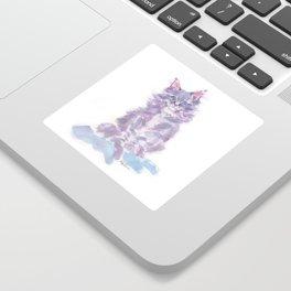 Little Violette Sticker