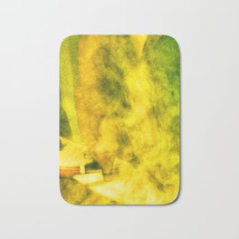 """Images In The Lens"" Bath Mat"