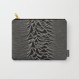Joy Division Unknown Pleasures Carry-All Pouch