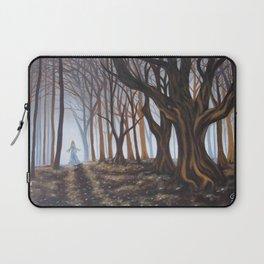 Dark Forrest Laptop Sleeve