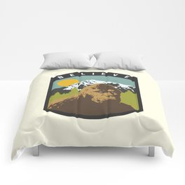 Bigfoot Patch Comforters