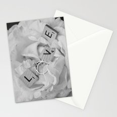 Flower Love Stationery Cards