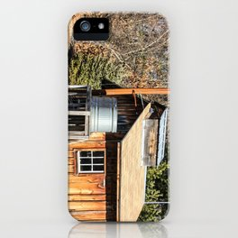 The Old Sugar House iPhone Case