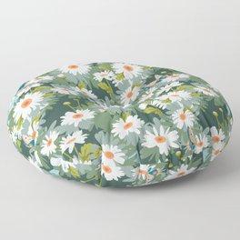 Daisy Love Floor Pillow