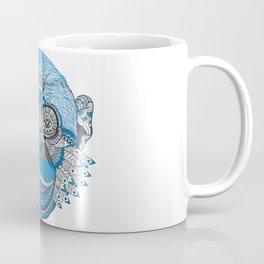 Tribal Monkey Coffee Mug