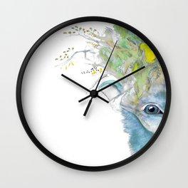 COCO KINGDOM Wall Clock