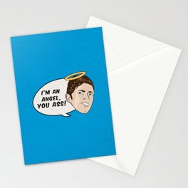 I'm An Angel Stationery Cards