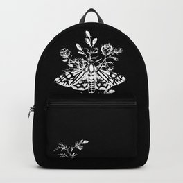 butterfly black Backpack