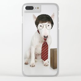 Accountant Clear iPhone Case