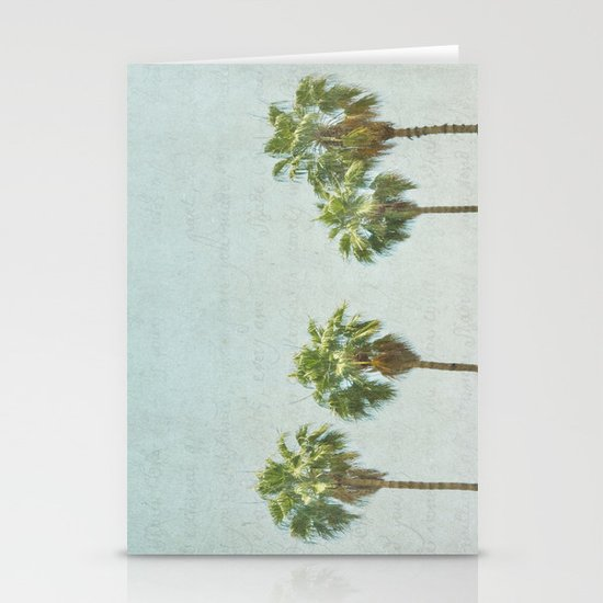 California Girls Stationery Cards