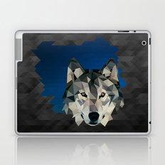 wolf Laptop & iPad Skin