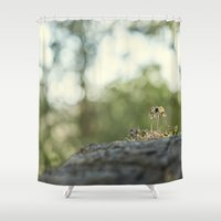 focus Shower Curtains featuring Focus by Reimerpics