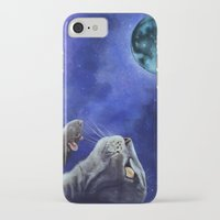 friendship iPhone & iPod Cases featuring Friendship by Mihai Paraschiv