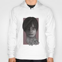 silent hill Hoodies featuring Silent Hill 4 The Room Henry Townshend by hinterdemlicht