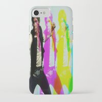han solo iPhone & iPod Cases featuring Han Solo by Iotara