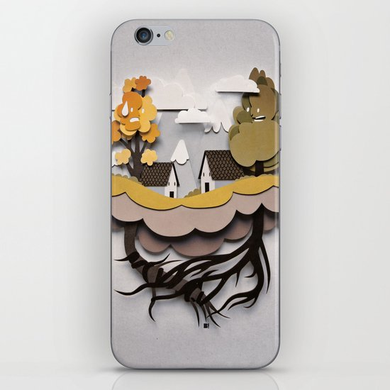 Buenos Vecinos - Good Neighbours iPhone & iPod Skin