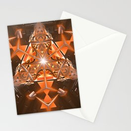 Tri-Gon Stationery Cards