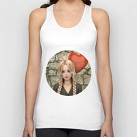valentines Tank Tops featuring Valentines Day by Design Windmill