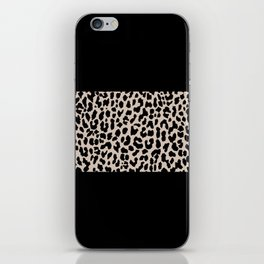 Leopard National Flag VI iPhone Skin