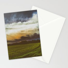 BURST AND BLOOM Stationery Cards