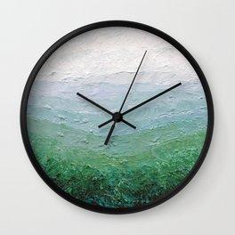 Rolling Ridge Wall Clock