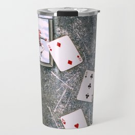 Card Game Travel Mug