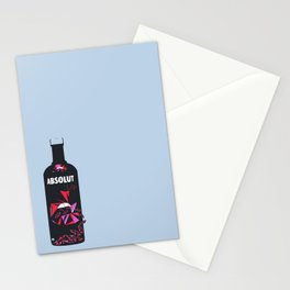 Absolut Lip – Blue Steel Stationery Cards
