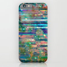 Space Glitch Slim Case iPhone 6s