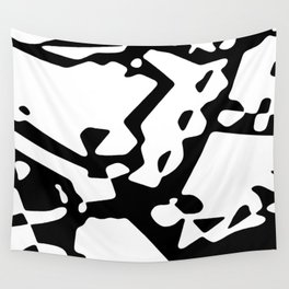 Culdesacs #abstract Wall Tapestry