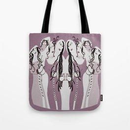 Winter Women Tote Bag