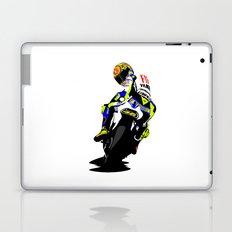 Valentino Rossi Laptop & iPad Skin