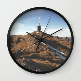 Chasseral Wall Clock