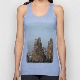 Smith Rock Snowbound Unisex Tank Top