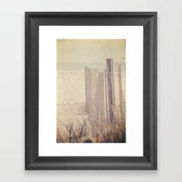 Memories of the Ocean Framed Art Print