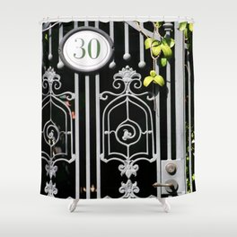 Door 30 Shower Curtain