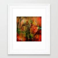 venice Framed Art Prints featuring Venice by Joe Ganech