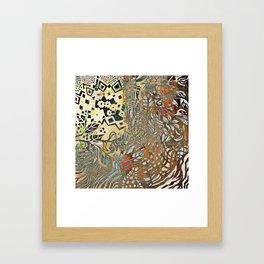 Hawaiian Threads Framed Art Print