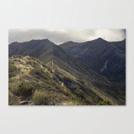 //05-22 KEPLER TRACK Canvas Print