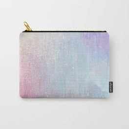 Holo Glitches Carry-All Pouch