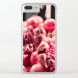 Pikes Maket 11 Clear iPhone Case