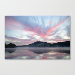 Silent Witness at Sunrise Canvas Print