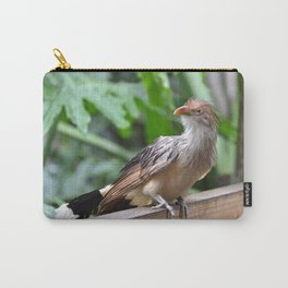 guira cuckoo Carry-All Pouch