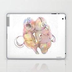 pump up the volume Laptop & iPad Skin