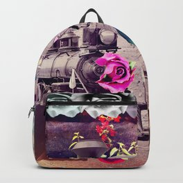 Do butterflies know where we should go? Backpack