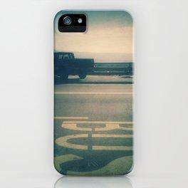 Bus iPhone Case