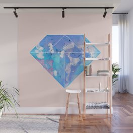 Tangram Diamond For Wall Mural