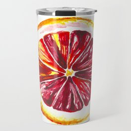 Blood Orange Travel Mug