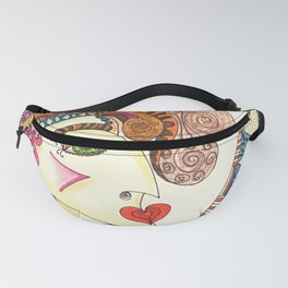 Muriel's Moody Fanny Pack