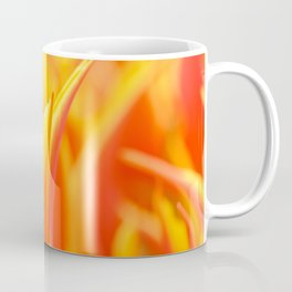 Yellow-red tulips Coffee Mug